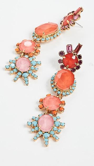 Elizabeth Cole Blair Earrings