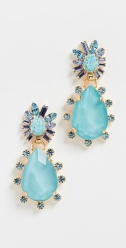 Elizabeth Cole - Cossette Earrings