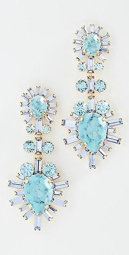 Elizabeth Cole - June Earrings