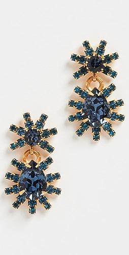 Elizabeth Cole - Arya Earrings