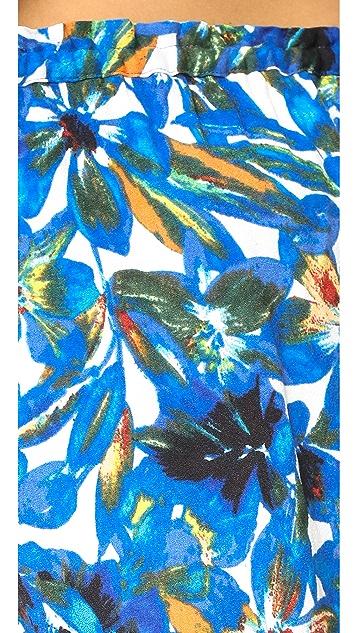 Ella Moss Tahiti Garden Mini Dress