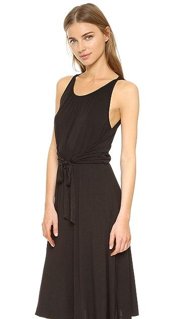 Ella Moss Bella Tie Front Dress