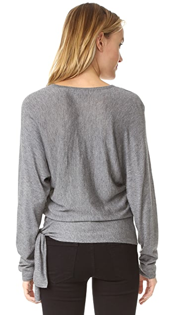 Ella Moss Brenna Wrap Sweater