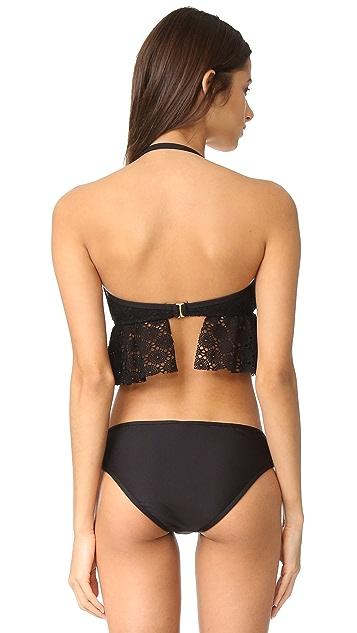 Ella Moss The Lover Bandeau Bikini Top