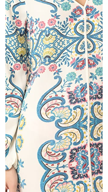 Ella Moss Lover Tapestry Dress
