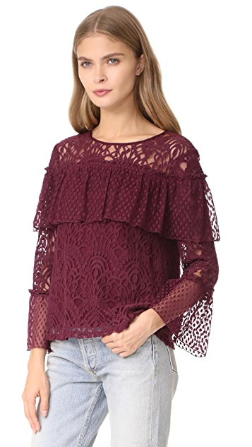 Ella Moss Amberline Blouse