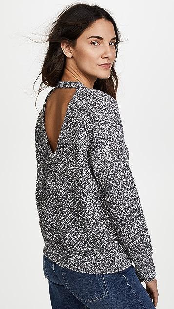 Ella Moss Delfina Sweater - Navy