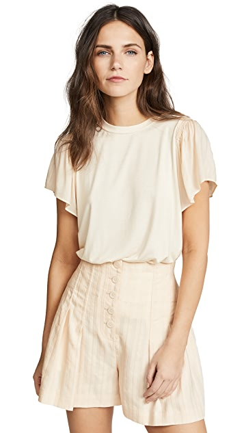 Ella Moss Bella Short Sleeve Top
