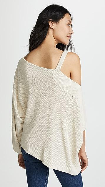 Ella Moss Mara Asymmetrical Sweater