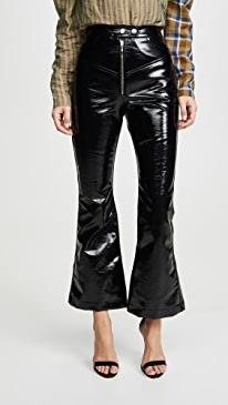Orthodox Denim Detail Pants