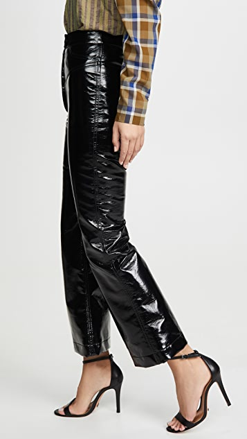 Ellery Orthodox Denim Detail Pants