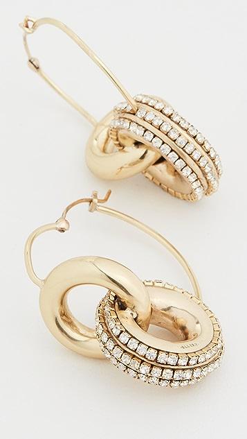 Ellery Jacques 圈式耳环
