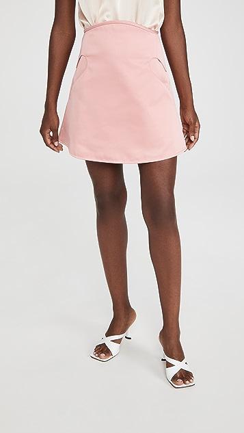Ellery Biros 半身裙