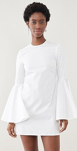 Ellery - Dogma Flare Sleeve Mini Dress