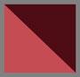 红色蜥蜴纹