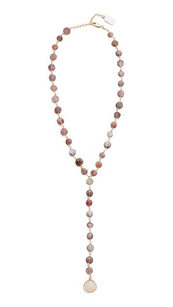 Ela Rae Yaeli Midi Coin Necklace