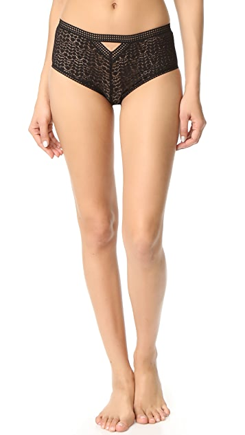 Else Lingerie Pebble Boy Shorts