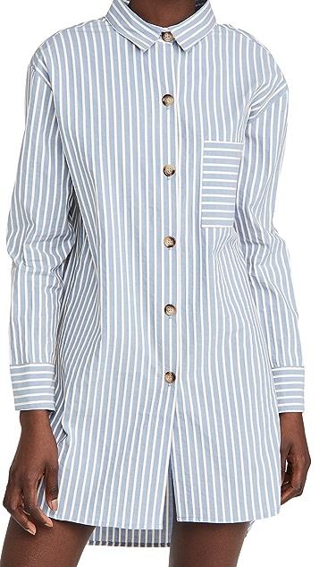 ELSE Hamptons Shirtdress