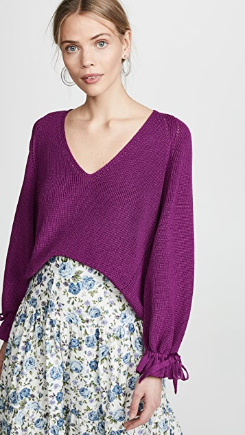 Eleven Six Elsi Sweater - Violet