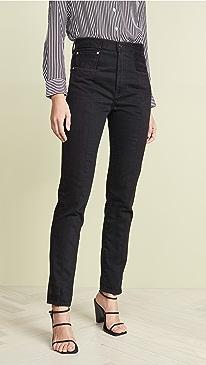 Twin Straight Leg Jeans