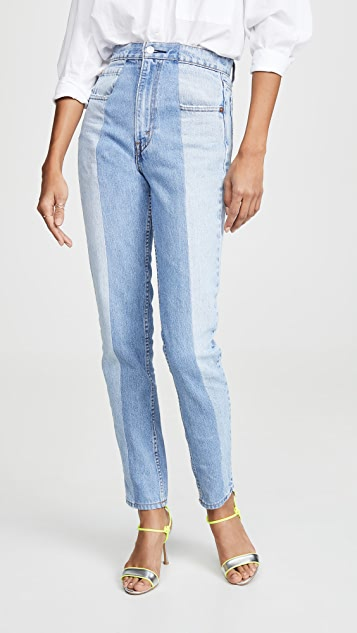 E.L.V. Denim The Twin Straight Leg Jeans