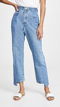 The Twin Boyfriend Jeans