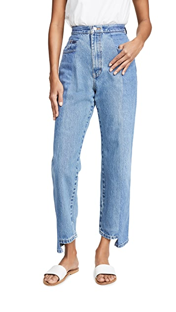 E.L.V. Denim The Twin Boyfriend Jeans