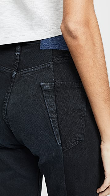 E.L.V. Denim The Twin 短裤
