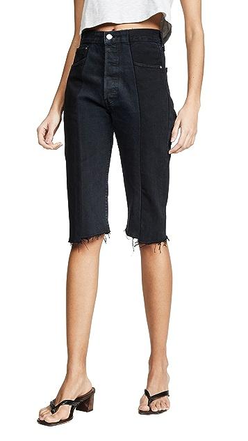 E.L.V. Denim The Twin Shorts