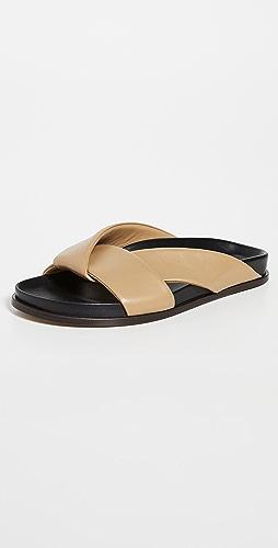 Emme Parsons - Folded 凉拖鞋