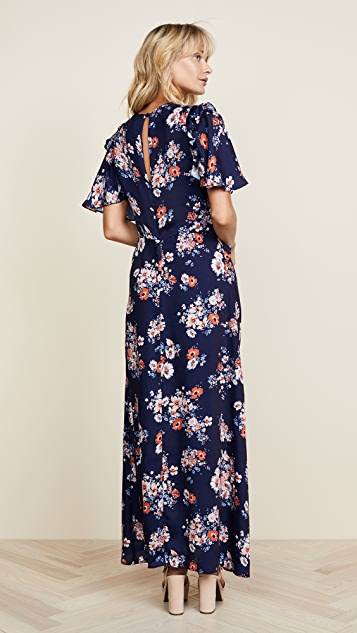 Ella Moon Floral Maxi Dress