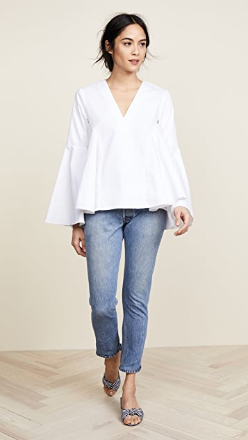 endless rose Belle Blouse