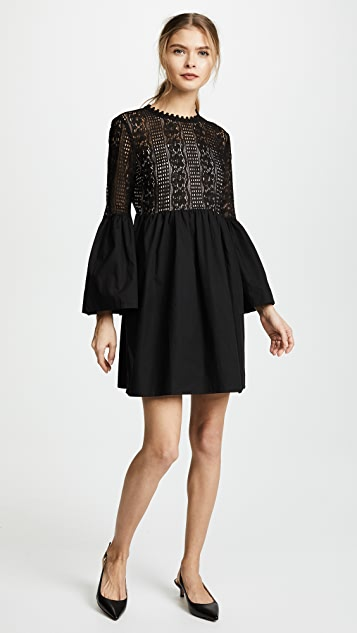 endless rose Lace Mini Dress