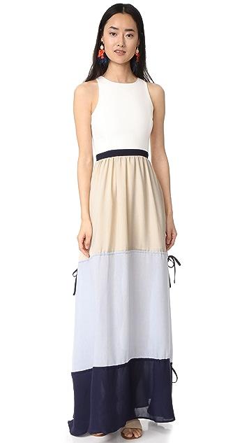 endless rose Tier Maxi Dress