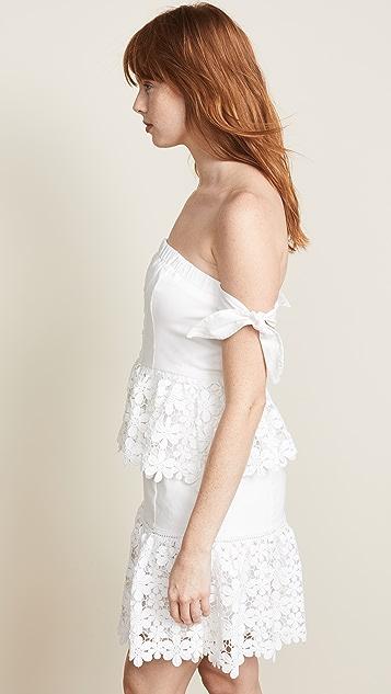 endless rose Off Shoulder Dress