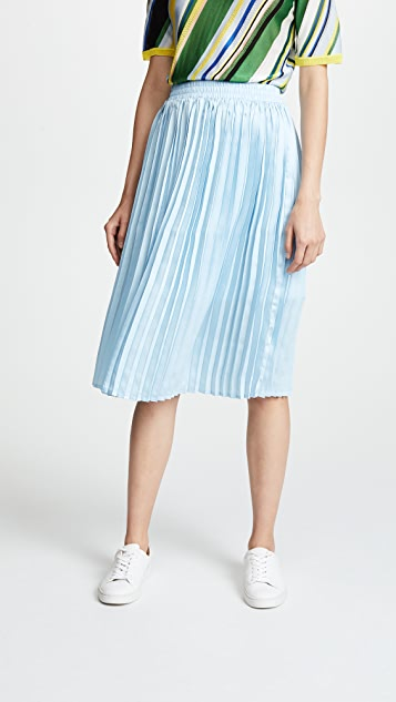 endless rose Плиссированная юбка-миди