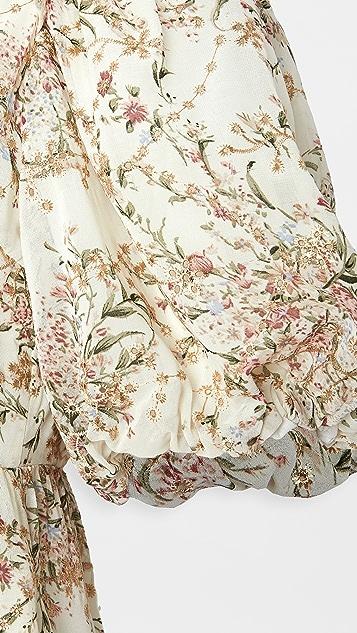 endless rose 短袖连衣裙