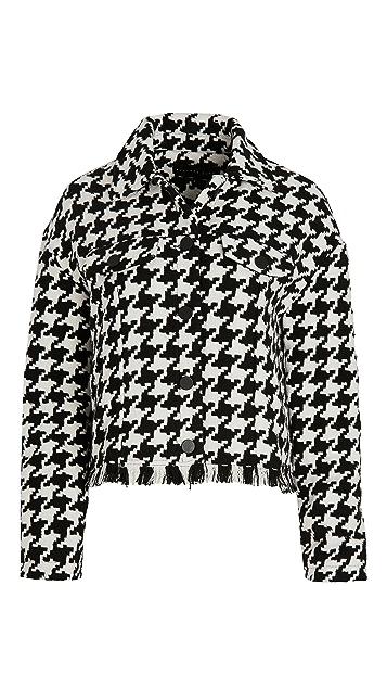 endless rose Tweed Jacket
