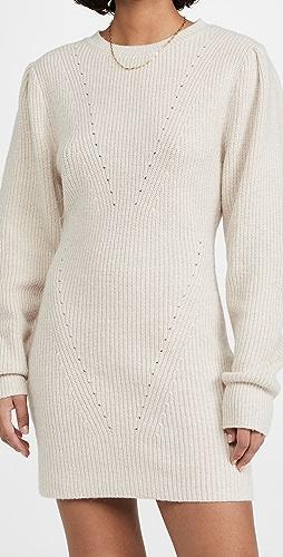 endless rose - Sweater Mini Dress