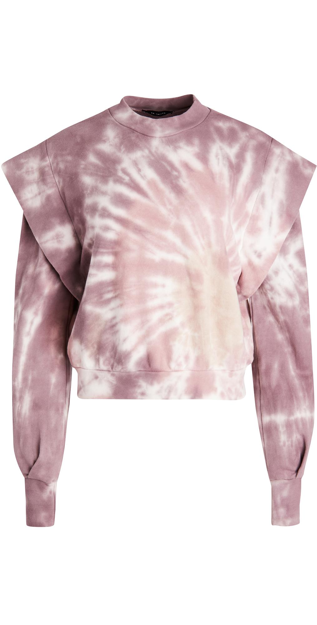 En Saison Tie Dye Sweatshirt