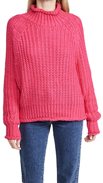 En Saison 粗针织毛衣