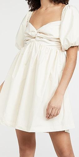En Saison - Poplin Babydoll Dress