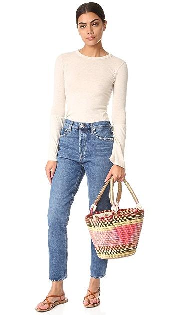En Shalla Basket Bag