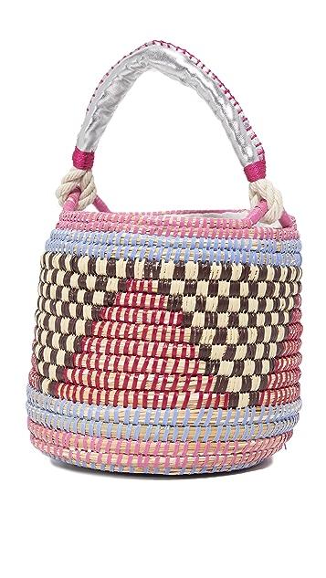 En Shalla Home Basket Bag