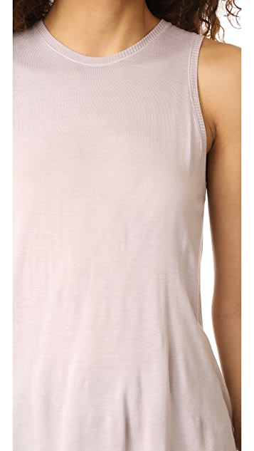 Enza Costa Easy Baseball Tank