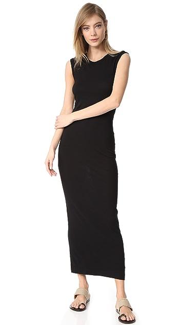 Enza Costa Sleeveless Maxi Dress