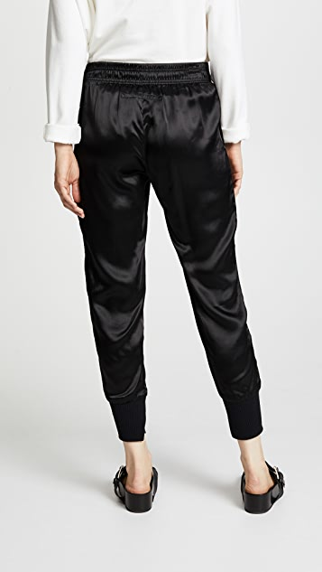Enza Costa Cuffed Jogger Pants