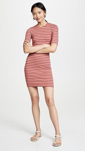 Enza Costa Crew Dress