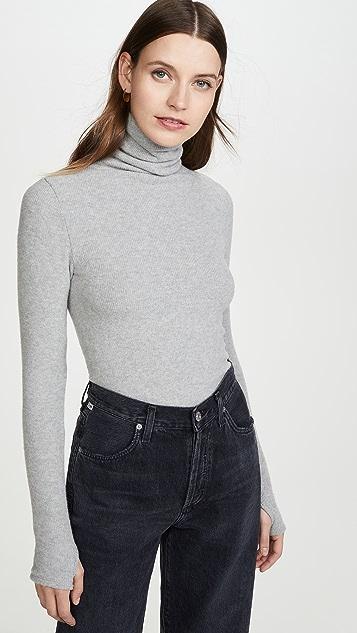 Enza Costa 针织高领毛衣