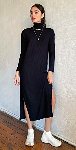 Enza Costa - Turtleneck Dress